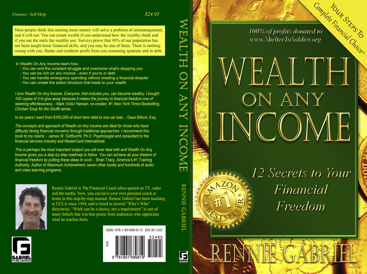 Wealth on Any Income Book