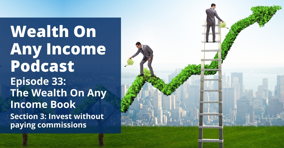 Invest without Paying Commissions